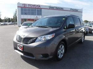 2015 Toyota Sienna 7 Passenger TOYOTA CERTIFIED PRE-OWNED