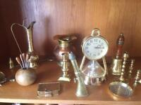 Brass collections