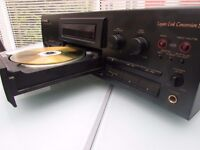 FAMOUS PIONEER PDR-05 CD PLAYER STABLE PLATTER TURNTABLE
