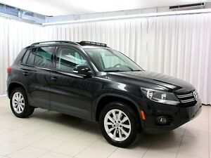 2014 Volkswagen Tiguan 2.0L TSi 4MOTION AWD TURBO SUV w/ LEATHER