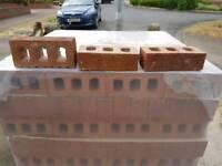 Heather sandfaced bricks