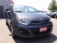 2013 Kia Rio SX LEATHER ROOF REMOTE STARTER LOADED WOW!!