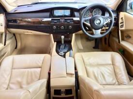 BMW e60 525d Diesel Auto 88k miles, new MOT