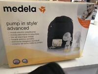 Medela Breast Pump in Style Advanced.