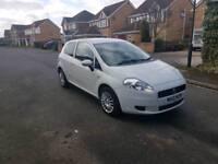 Fiat punto grande 2010