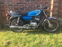 Yamaha rxs 100 clean for age long mot £800