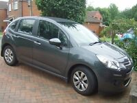 2014 Citroen C3 Airdream eHdi 1.4 diesel auto - only 11,000 miles, excellent all round condition