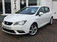 2015 15 Seat Ibiza 1.4 16v ( 85ps ) Toca~VERY LOW MILES WITH FSH~