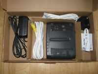 Thomson Speedtouch router ST510 with adaptor