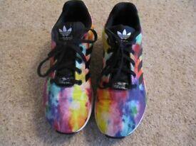Adidas Girls Trainers, UK Size 4
