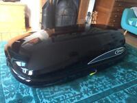 Karrite Odyssey Roofbox black 470L