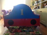 train bed - funbed make