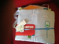 Buy 1 Mothercare Bumper get another cot Bumper free and buy a mothercare Blanket and get 1 free