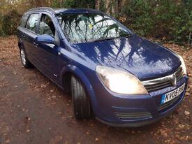 Vauxhall Astra 1.7 CDTI Long MOT