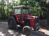 Massey Ferguson. 575 tractor