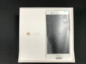 HUAWEI P9 PLUS DUAL SIM 64GB 4GB RAM WHITE UNLOCK IMMACULATE HUAWEI WARRANTY
