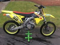 Lovely RMZ 450 efi 2013 SALE or SWAPS