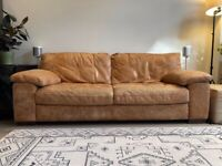 Sofology Linara 3 seater full back sofa
