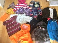 Bundle of Girls clothes (about 2 year )