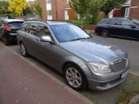 Mercedes C220 SE CDi, Manual. FSH. VGC. Sounds and Drives as New