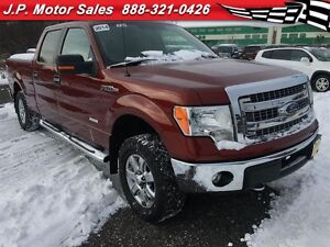 2014 Ford F-150 XLT XTR, Crew Cab, Automatic, Back Up Camera, 4x