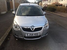 VAUXHALL AGILA 2009 AUTOMATIC IN EXCELLENT CONDITION LOW MILLAGE 32000 1 YEAR MOT 2 KEYS