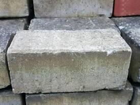 Used block pavers