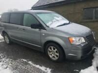 2009 Chrysler Grand Voyager 2.8 Crd / Breaking all Parts available