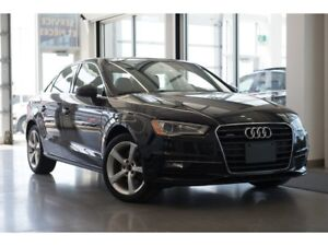 2015 Audi A3 2.0T Komfort QUATTRO * XENON * STYLE PACK