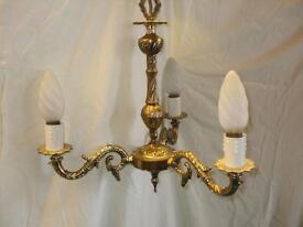 Lighting chandelier
