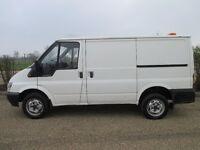 Ford Transit 2005 - Petrol/LPG/Gas - London Emission Zone Friendly