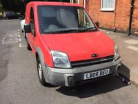 Ford transit connects van for sale