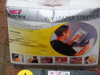 Earlex wall paper stripper
