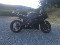 2008 Yamaha r1 low miles, very good condition,