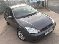 2004 04 FORD FOCUS LX 1.6 PETROL MANUAL 12 MONTHS MOT