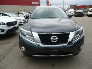 2014 Nissan Pathfinder SL / NAV / LEATHER / AWD Cambridge Kitchener Area image 7