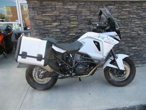 2015 KTM 1290 Super Adventure Touring -
