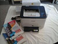 Samsung CLP320 colour laser printer