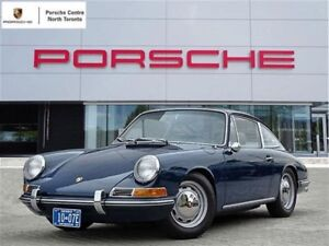 1967 Porsche 912 Coupe FULLY RESTORED, EXCELLENT CONDITION