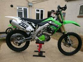 2012 Kawasaki kxf 450 EFI(With working launch control £2299)