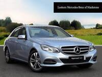 Mercedes-Benz E Class E220 CDI SE (silver) 2013-09-30