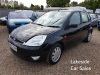 Ford Fiesta 1.4 Ghia 5 Door Hatchback, 90k, Lovely Condition, Drives Superb, New MOT, 2 Lady Owners.