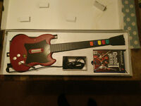 [ps2] Guitar Hero 2 Boxed with Guitar