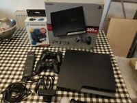 PS3 console, accessories & games - please read listing carefully!
