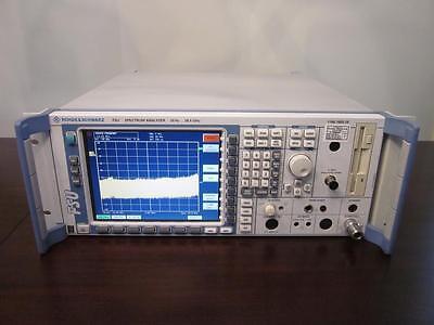 Rohde Schwarz Fsu26 20 Hz - 26.5 Ghz Spectrum Analyzer W Options K5k72k74