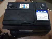 Heavy duty Volvo 12v car battery 60Ah 520 amps
