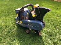 """Petrol disc cutter 14"""" blade capacity ( excellent condition )"""