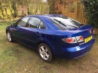 2007 Mazda 6, 2.0 Petrol, 12 Months MOT