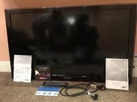 SAMSUNG LCD HD TV 46 INCH 1080P