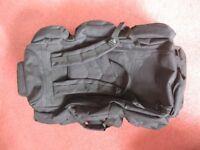 2 large backpacks (£20 each)